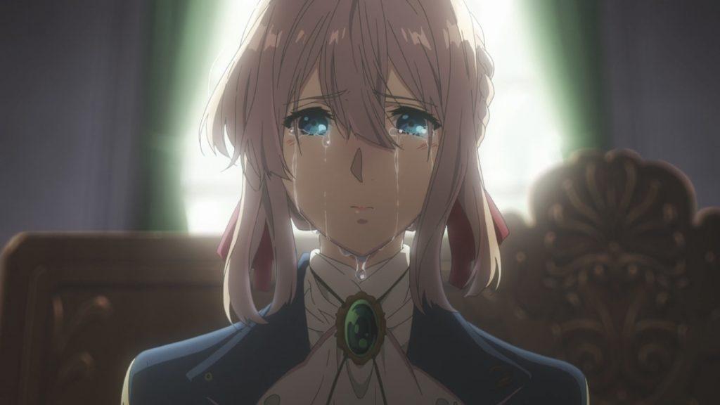 【Netflix限定】ヴァイオレット・エヴァーガーデンは最も泣けるアニメなので見て欲しい