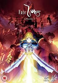アニメ売上ランキング14位 Fate/Zero(フェイトゼロ)