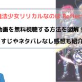 『リリカルなのは Reflection』 劇場版(映画)フル動画を無料視聴する方法を図解!