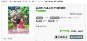 映画『若おかみは小学生!』music.jp 作品紹介画像