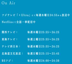 アニメ 空挺ドラゴンズ公式On Air情報