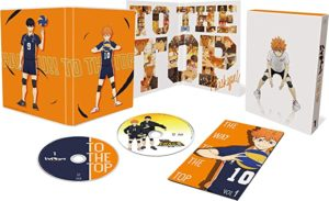 ハイキュー‼ TO THE TOP Blu-ray 1巻