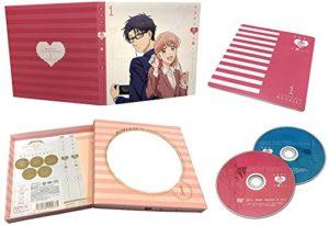 ヲタクに恋は難しい Blu-ray1巻 商品画像