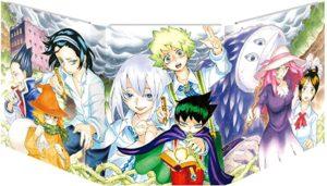 アニメ ムヒョとロージーの魔法律相談事務所 Blu-ray 商品画像