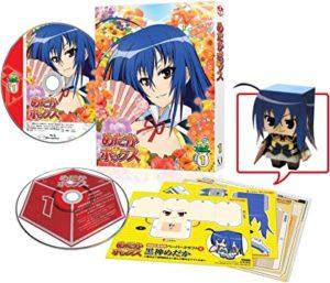 めだかボックス アニメ Blu-ray 商品画像