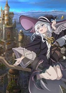 魔女の旅々 アニメ キービジュアル画像