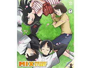 MIX アニメ キービジュアル