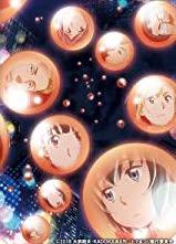 ヒナまつり アニメ キービジュアル画像